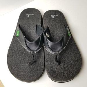 Sanuk Women's Beer Cozy Sandals size 11.5